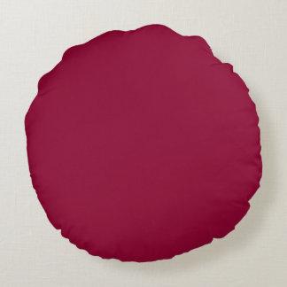 Solid Burgundy Pillows - Decorative & Throw Pillows Zazzle