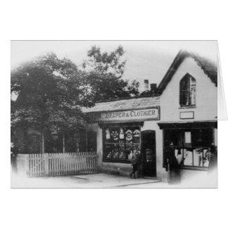 Burham, Kent, c.1909 Card
