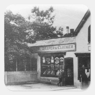 Burham, Kent, c.1909 Square Sticker