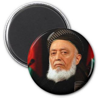Burhanuddin Rabbani 2 Inch Round Magnet