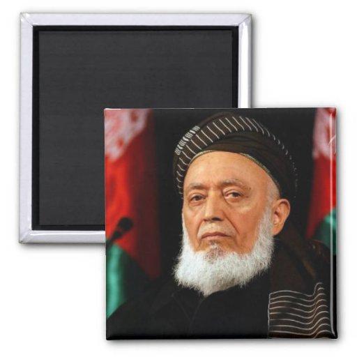 Burhanuddin Rabbani Magnet