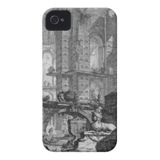 Burial chamber invented and designed in accordance iPhone 4 cover