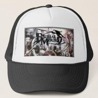 Burial Mound IPhone Case Trucker Hat