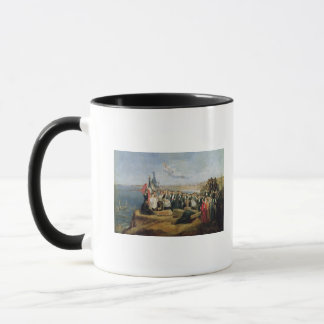 Burial of the Vicomte de Chateaubriand Mug