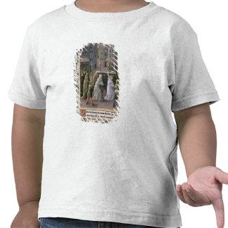 Burial procession tshirts