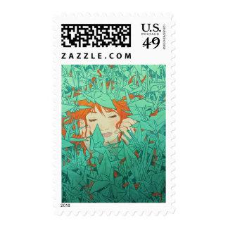 Buried Stamp