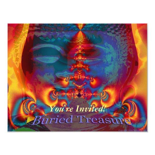 Buried Treasure Card