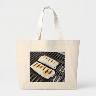 Buritos Grilling Tote Bag