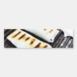 Buritos Grilling Bumper Stickers