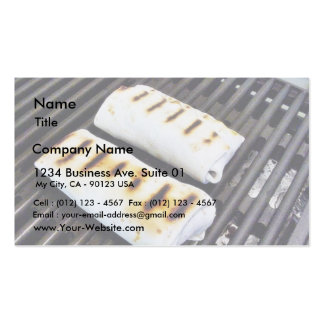 Buritos Grilling Business Card Templates