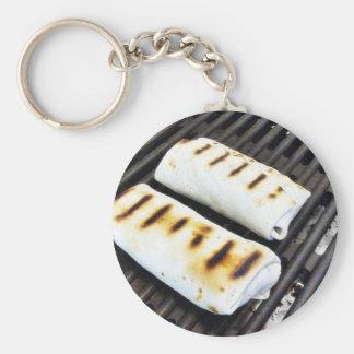Buritos Grilling Keychain