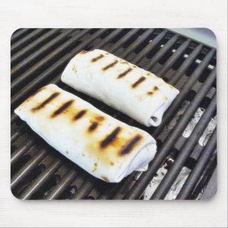 Buritos Grilling Mousepads