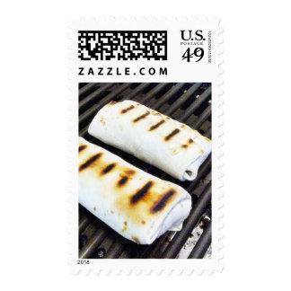 Buritos Grilling Stamps