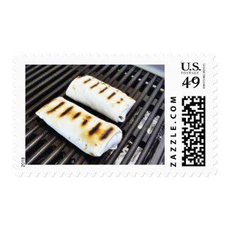 Buritos Grilling Stamp