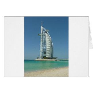 Burj Al Arab Card