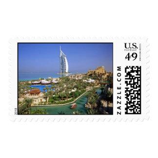 Burj Al Arab Hotel Dubai Stamps