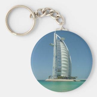 Burj Al Arab Keychain