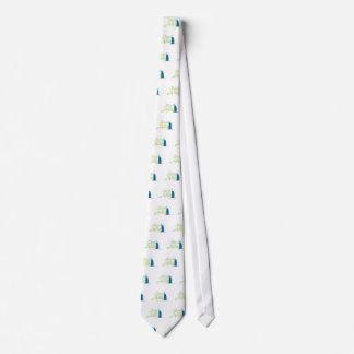 Burj Al Arab Neck Tie