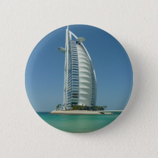 Burj Al Arab Pinback Button