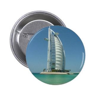 Burj Al Arab Pinback Button