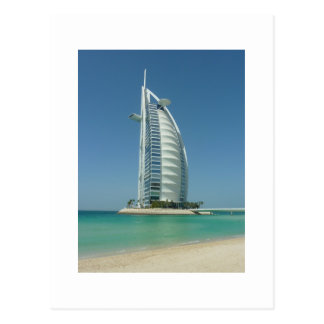 Burj Al Arab Postcard