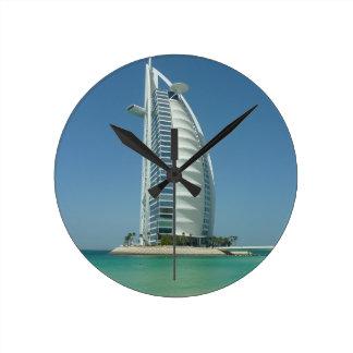 Burj Al Arab Round Clock