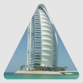 Burj Al Arab Triangle Sticker