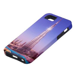Burj Dubai al top iPhone 5 Case-Mate Carcasa