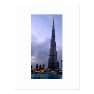 Burj Khalifa 2 Postcard
