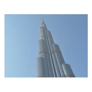 Burj Khalifa 3 Postcard