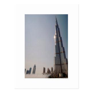 Burj Khalifa 4 Postal