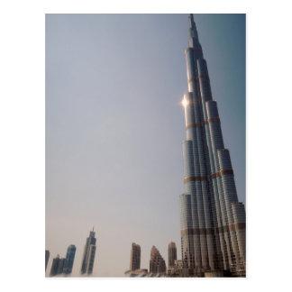 Burj Khalifa 4 Postales