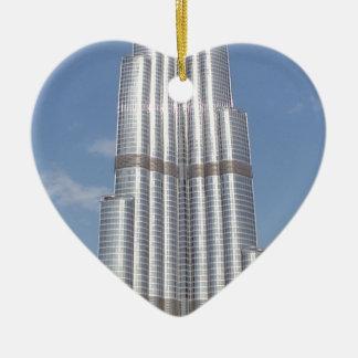 Burj Khalifa 5 Ceramic Ornament