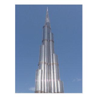 Burj Khalifa 5 Postcard