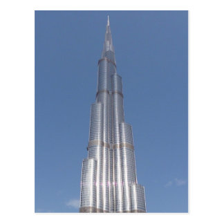 Burj Khalifa 5 Tarjetas Postales