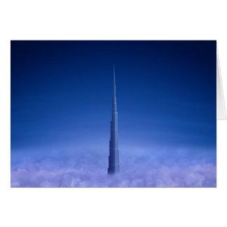 Burj Khalifa Card