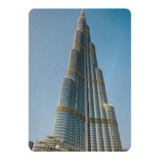 Burj Khalifa,Dubai Card