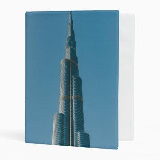 Burj Khalifa,Dubai Mini Binder