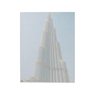 Burj Khalifa,Dubai Notepad