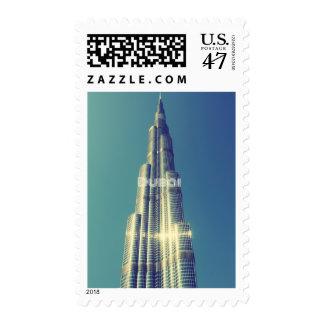Burj Khalifa, Dubai Postage