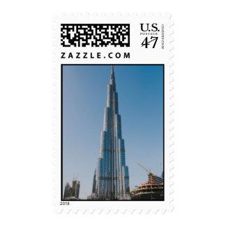 Burj Khalifa,Dubai Postage