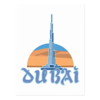 Burj Khalifa Dubai Postal
