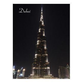 Burj Khalifa, Dubai - postal