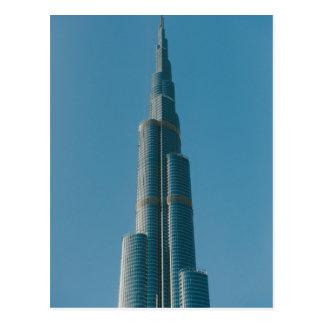 Burj Khalifa, Dubai Postales