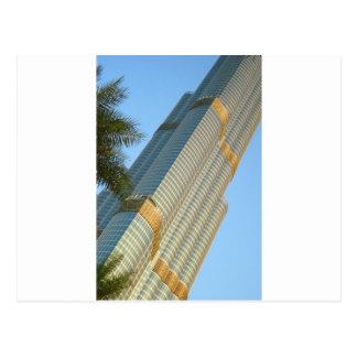Burj Khalifa Dubai Postcard