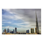 Burj Khalifa, Dubai Posters