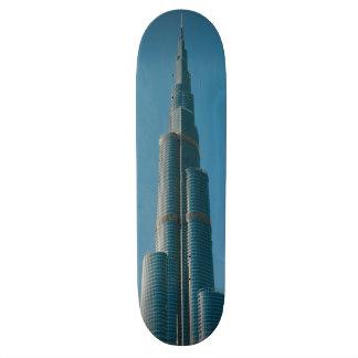Burj Khalifa, Dubai Skateboards