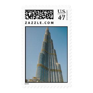 Burj Khalifa,Dubai Stamp