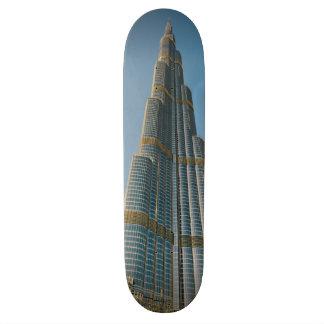 Burj Khalifa, Dubai Tabla De Skate