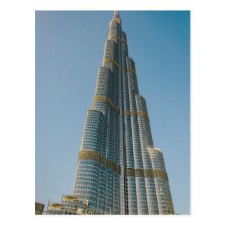 Burj Khalifa, Dubai Tarjeta Postal